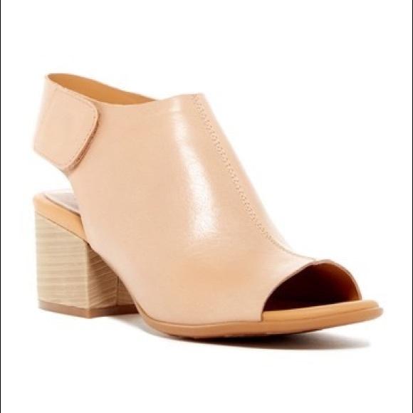 347b7e5c61a Kork-Ease Shoes - Korks by Kork-Ease Nude Open Toe Mule Pumps